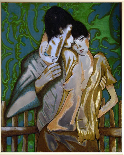 the-lovers-marcello-franceschini